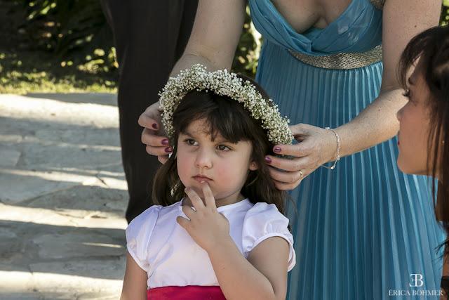coroa para daminha