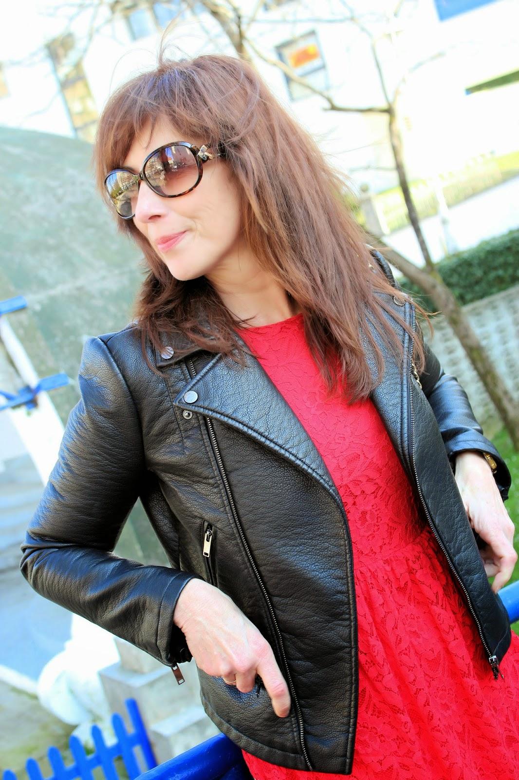 Br jula de estilo mis looks vestido encaje - Brujula de estilo ...