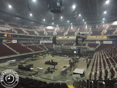 Mcs Exclusive Mall Of Asia Arena Changing The Game