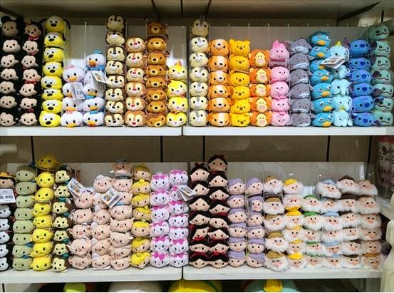 Tsum Tsum All Disney Characters List