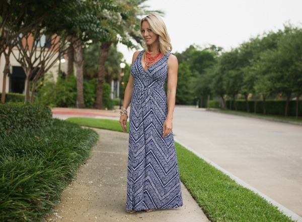 Summer Fashion | Loveappella maxi dress