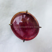 Batu Permata Merah Ruby - SP1022