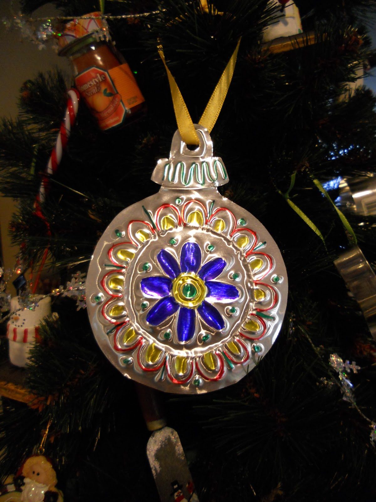 Create Art With Mrs. P!: Mexican Folk Art Ornaments