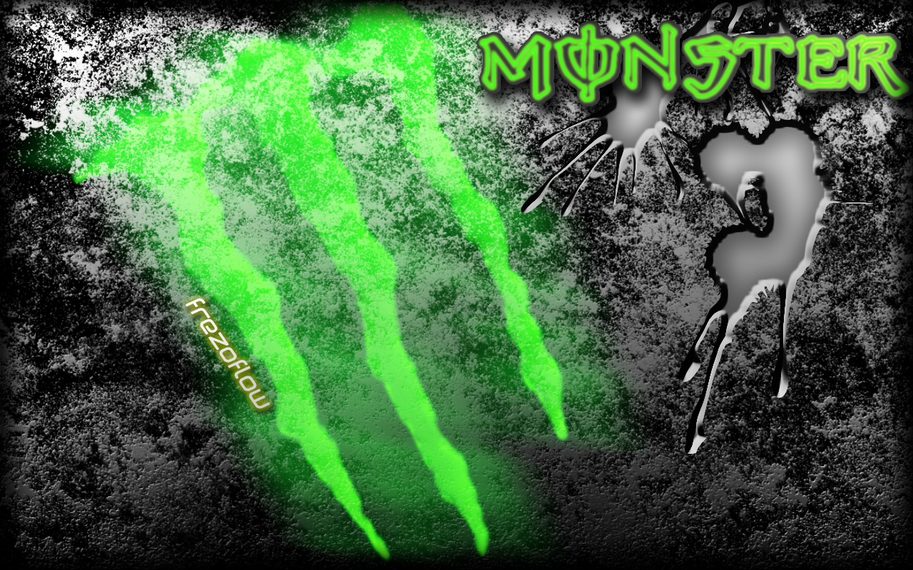 Monster Energy Monster Energy