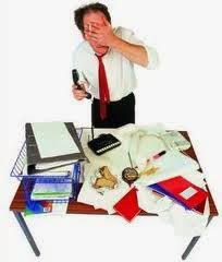 desorganización financiera