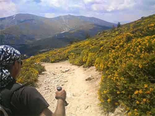 ruta por Peñalara
