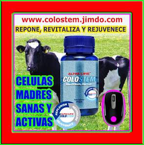 CELULAS MADRES SANAS Y ACTIVAS.