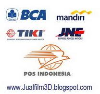 Terima pengiriman paket ke seluruh Indonesia