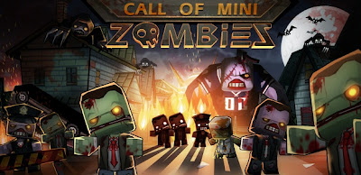 Call of Mini: Zombies v4.0.2 Apk + Data Android