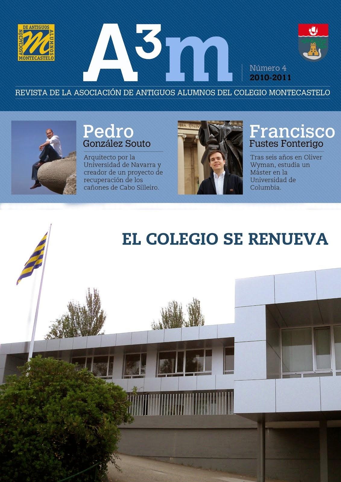 REVISTA A3M Nº4 2011