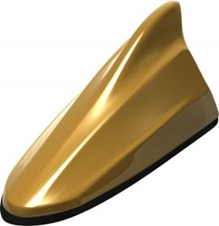 FDA4N-EAK Nissan Beatnick Gold Shark Fin Antenna