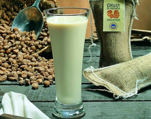 La Horchata de Chufa Valenciana