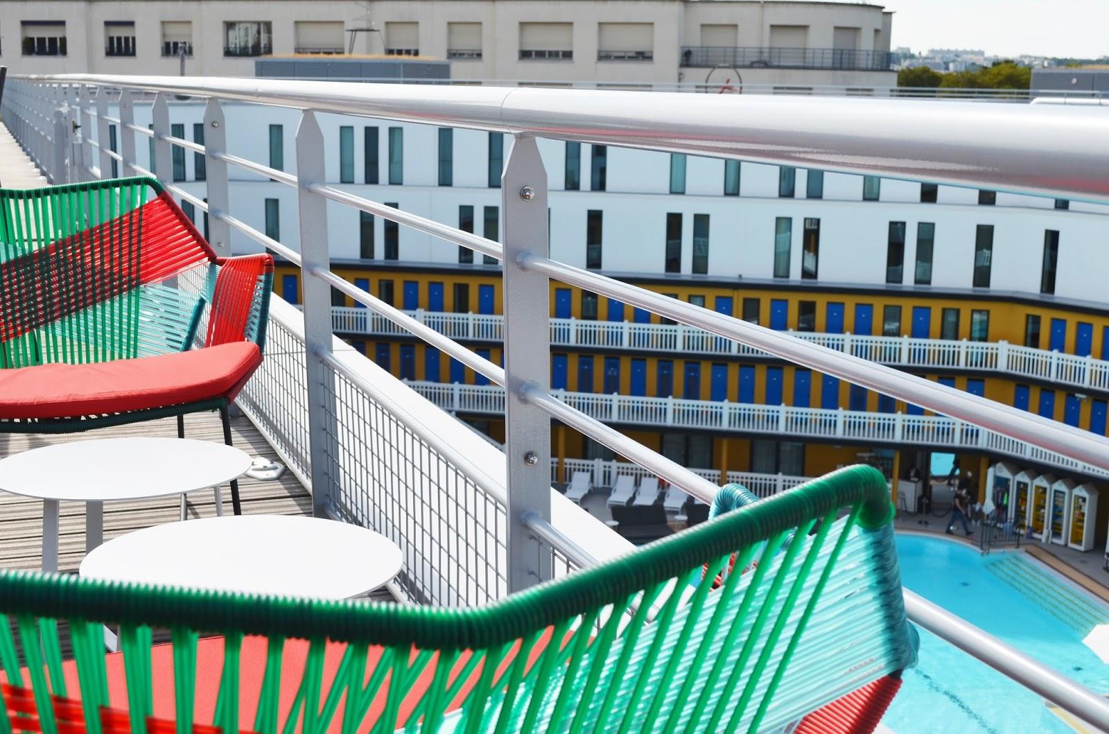 Les plus belles terrasses estivales de paris parisian touch for Adresse piscine molitor