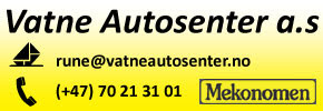 Vatne Autosenter AS
