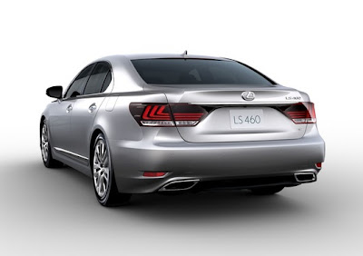 New 2013 Lexus LS 460 Car Picture