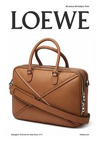 LOEWE FW2015 Ad Campaign