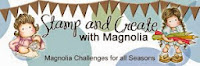 Stamp And Create With Magnolia Challenges