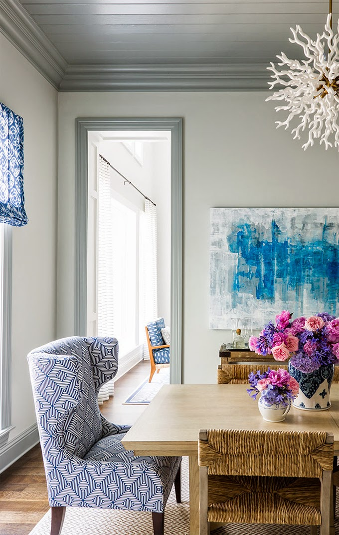 Color changes everything color does change everything - Home interior wall color contrast ...