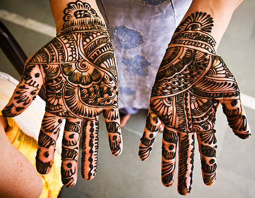 henna designs for hands