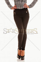 Pantaloni Artista Office Wear Black (Artista)