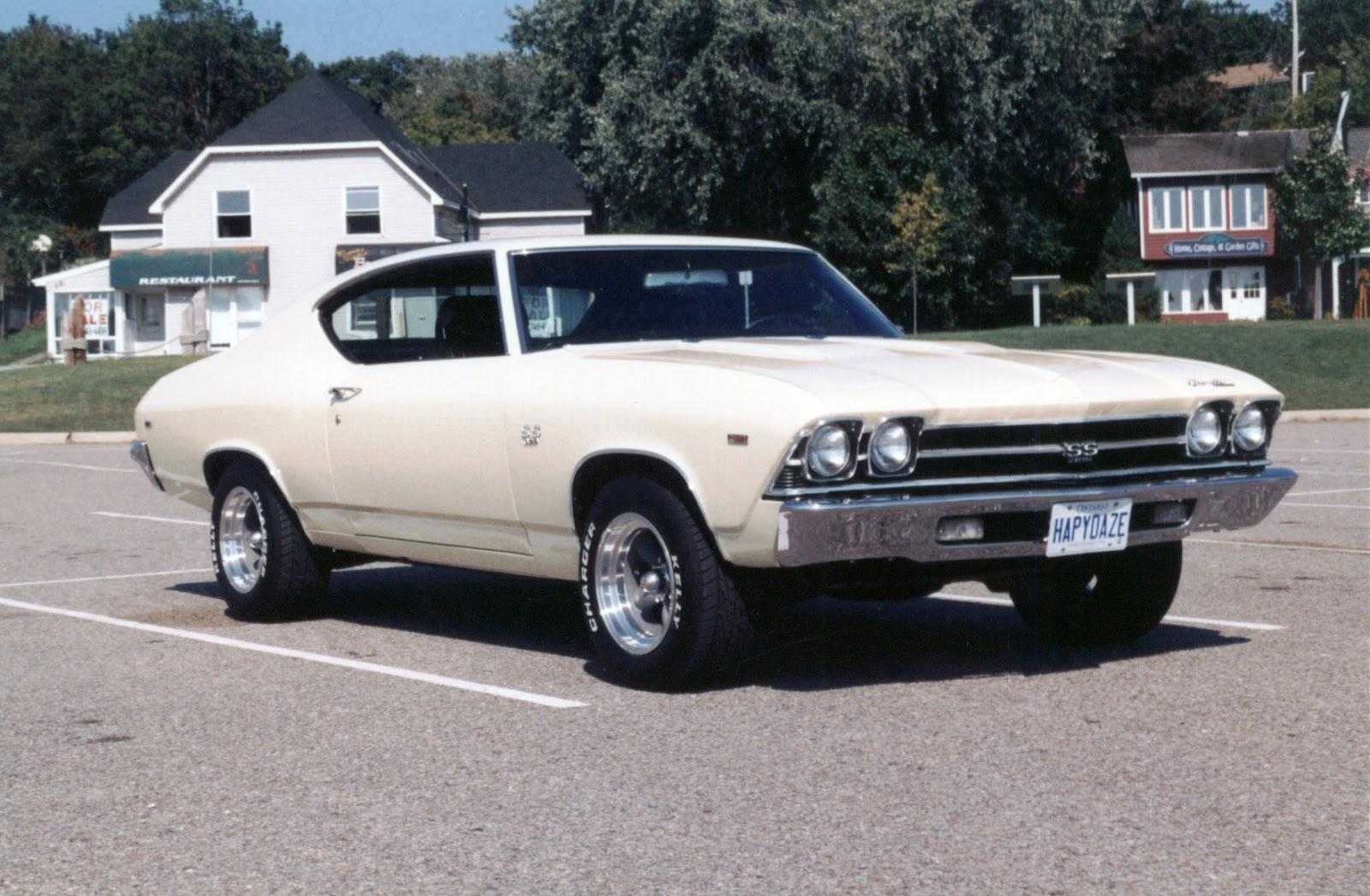 1969 Chevelle SS 396 L78- Super Secret Muscle Car | phscollectorcarworld
