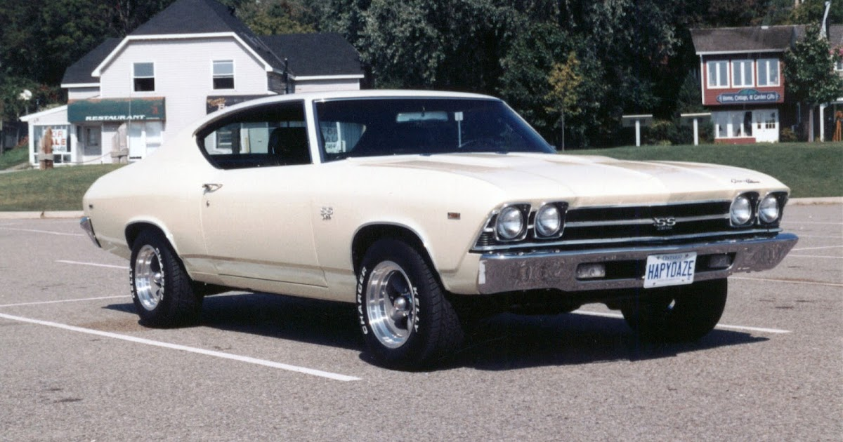 Chevelle Ss >> phscollectorcarworld: 1969 Chevelle SS 396 L78- Super ...