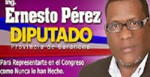 Ernesto Péreez Diputado 2016-2020