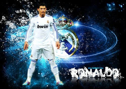 Christiano Ronaldo Real Madrid Live Wallpaper terbaru untuk Android