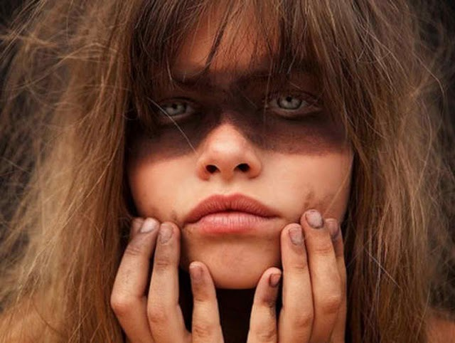 Thylane Blondeau - The 10 year old model