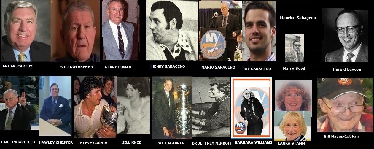 Stanley Cup Winners/Notables