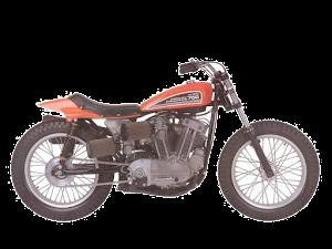 1980 XR750