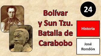Bolívar y Sun Tzu