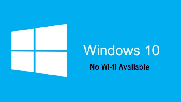 Cara Mengatasi NO WI-FI AVAILABLE di Windows 10