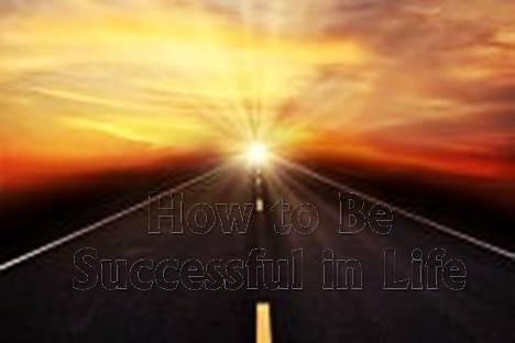 Gambar How to Be Successful in Life - 7 arti sukses