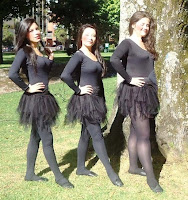 Celtic Dreams Colombia adult Irish dancers  Photo: courtesy Dorotea Rojas Maya