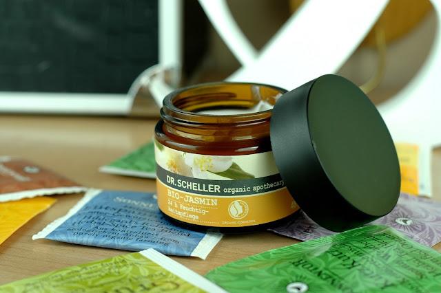 Dr. Scheller Feuchtigkeitscreme Bio Jasmin