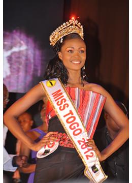 Aïssa Salou, délicieuse Miss Togo 2007 - Afrik.com : l'actualité ...