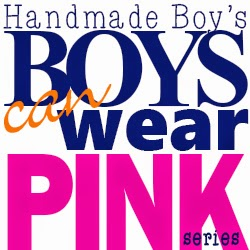 Boys Can Wear Pink