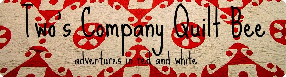 Two's Company Quilt Bee