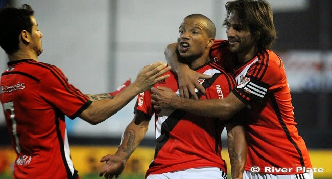 Con gol de Sanchez, River volvió a ganar en el Centenario