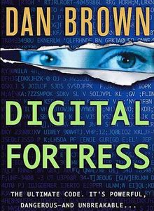 Cover of Digital Fortress, a novel by Dan Brown
