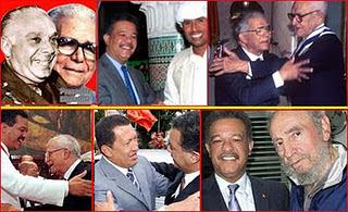 Las eras de Trujillo y el PLD