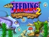 Download game Feeding Frenzy 2 Shipwreck Showdown