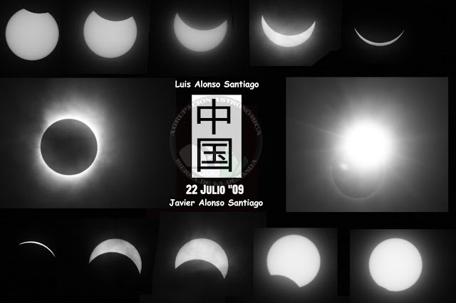 Eclipse Total de Sol China 2012
