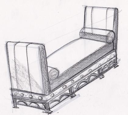 Furniture Design Sketch : Furniture Sketches