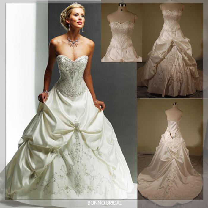 New style fashion wedding 2011 wedding style mode for New wedding dress styles