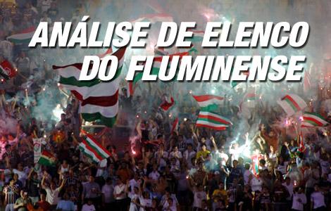Análise de Elenco do Fluminense