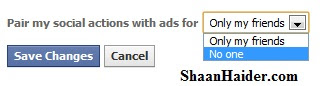 HOW TO : Remove Your Name Appearing in the Facebook Ads
