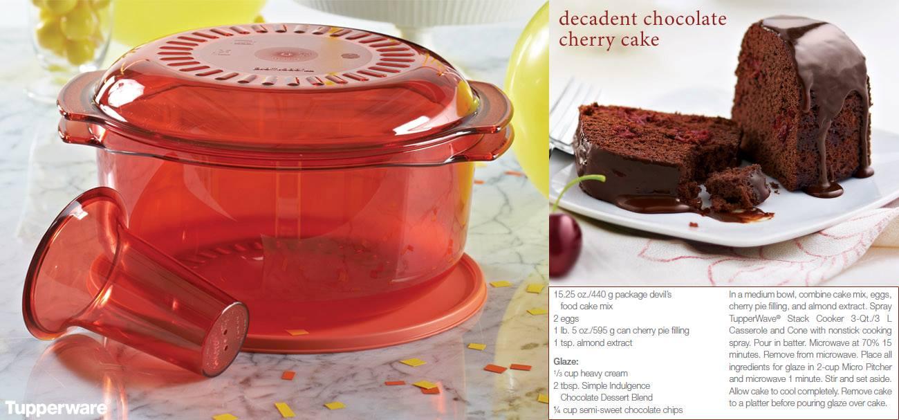 Tupperware Stack Cooker Cake Recipes