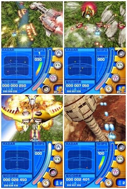 Nanostray game nds rom download free descargar gratis